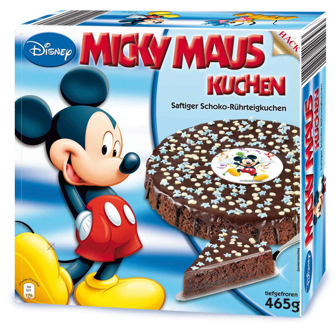 Mickey Mouse Kuchen Rewe Flightpath Park